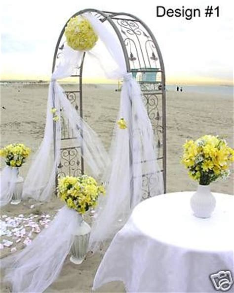 arches wedding arches and garden arches on pinterest