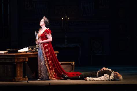 San Francisco Opera Review Tosca (sf Opera