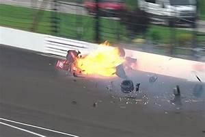 Accident Bourdais Indianapolis : el tremendo accidente de bourdais en indian polis sportyou ~ Maxctalentgroup.com Avis de Voitures