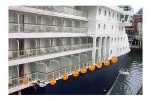 14 cruise ship balcony cabins cruise critic