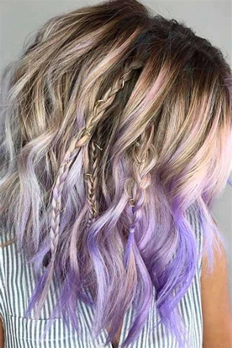 Cool Hairstyles For Ombre Hair by The 25 Best Purple Ombre Ideas On Ombre
