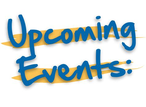 Free PNG Upcoming Events Transparent Upcoming Events.PNG ...
