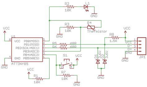 integrate standalone temperature logger   usb