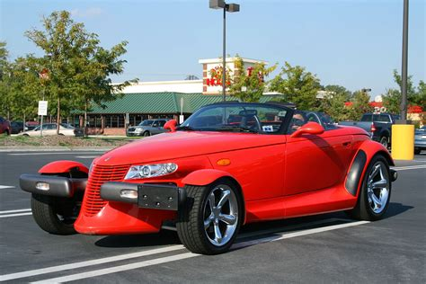 Plymouth : Plymouth Prowler