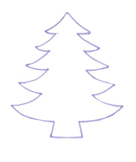 plantilla árbol de navidad para imprimir recortables para navidad doordresser