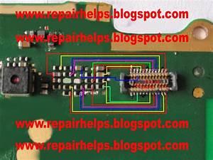 Repair Helps  Nokia 205 Display Problem Ways Jumper Solution