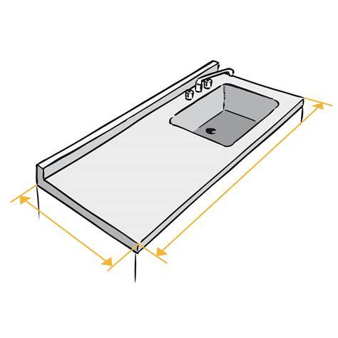 dimensions plan de travail cuisine home inox fabrication d 39 un plan de travail inox sur mesure