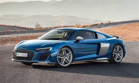 Audi R8 2020 by Audi R8 Coupe и R8 Spyder 2019 2020 фото видео цена
