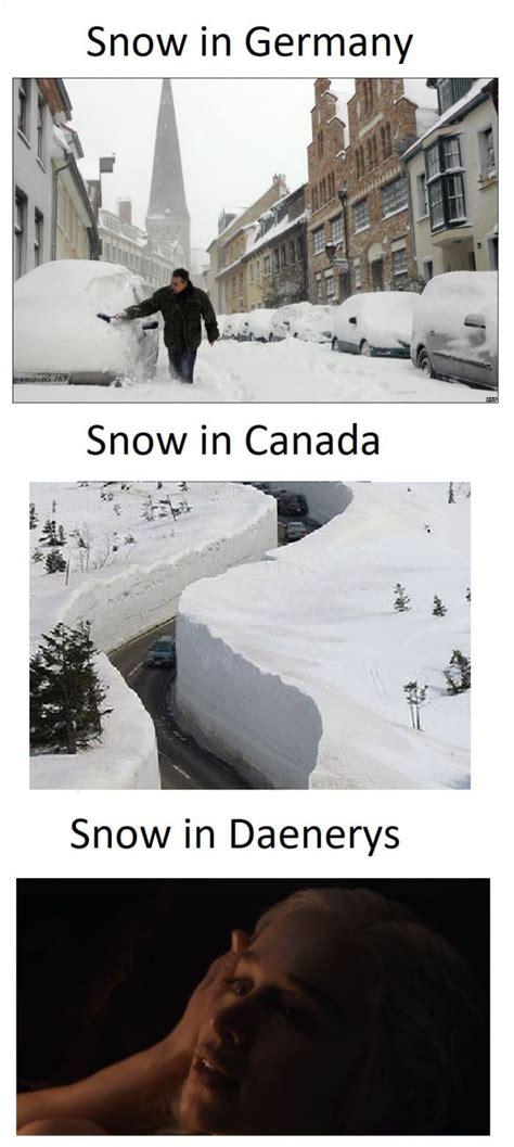 Snow Memes Best 25 Jon Snow Meme Ideas On Of