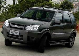 Ford Ecosport Chega A Marca De 500 Mil Unidades Produzidas