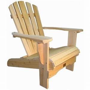 Fauteuil Jardin Bois : 1000 id es sur le th me fauteuil adirondack sur pinterest transat repose pieds et fauteuil en ~ Teatrodelosmanantiales.com Idées de Décoration