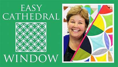 Cathedral Window Quilt Tutorials Tutorial Easy Pattern