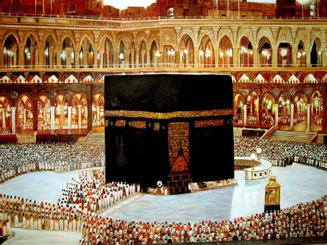 Makkah The Holy City Of Saudi Arabia World