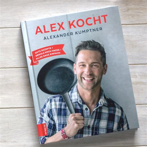 foto de bushcooks kitchen: Rezension Alex kocht von Alexander Kumptner