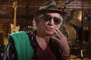The Rolling Stones: Keith Richards gibt Update zu neuem Album