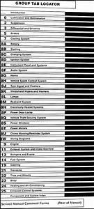 1997 Plymouth Prowler Repair Shop Manual Original