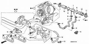 2004 Honda Crv Engine Parts Diagram