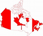 File:Canada flag map.svg - Wikimedia Commons