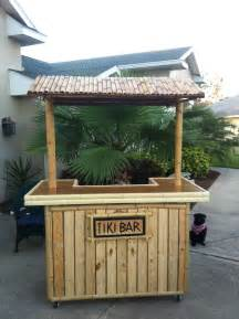 Tiki Bar From Pallets
