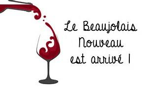 """Résultat de recherche d'images pour """"le beaujolais nouveau date"""""""