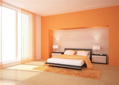 chambre orange chambre orange 21 exemples pour distiller chaleur et intimité