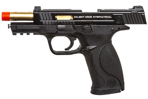 Salient Arms / Smith & Wesson M&p 9 Pistol Gbb Airsoft Gun