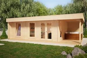 Gartenhaus 24 Qm Aus Polen : gro es gartenhaus die hansa lounge xxl billard edition ~ Lizthompson.info Haus und Dekorationen
