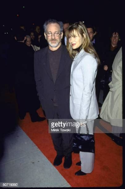 Spielberg's Wife Photos and Premium High Res Pictures ...