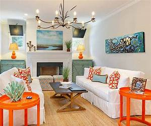 73, Eclectic, Living, Room, Decor, Ideas