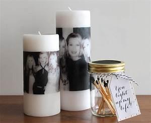 diy photo candles evite