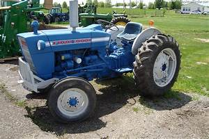1974 Ford 3000 Tractor Manual