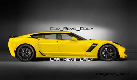 chevrolet supercar future supercar renderings 2017 chevrolet corvette z06