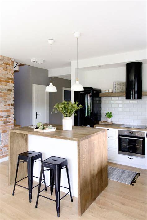 chez ola  bartek en pologne kitchen idee decoration