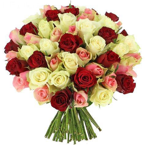 bouquet de fleurs anniversaire photo livraison roses tendresse 25 roses bouquet de roses foliflora