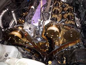 Replaced Timing Chain Tensioners 3 3 V6 Nf Sonata