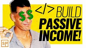 How To Make Passive Income As A Programmer