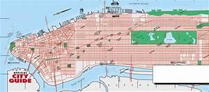 Plan De Manhattan : plan map et cartes de new york city ~ Melissatoandfro.com Idées de Décoration