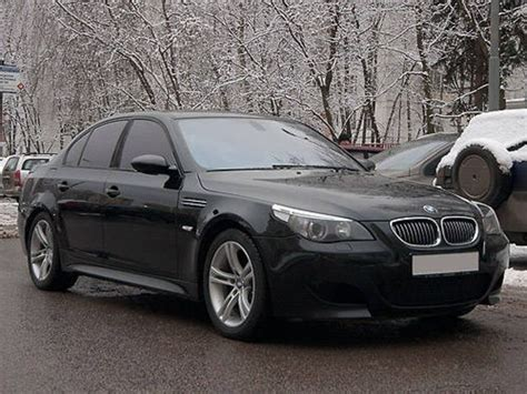 2005 Bmw 5series Images