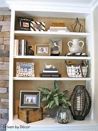 bookshelf decorating ideas Bookcase Back Panels: 12 Ideas for Amazing Updates