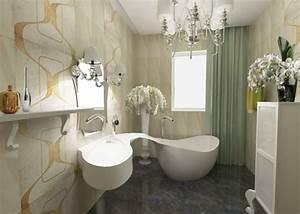 Petite Salle De Bain Design : petite salle de bain design et am nagement moderne ~ Dailycaller-alerts.com Idées de Décoration