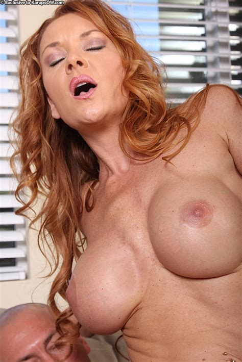 Busty Cougar Janet Mason In Hardcore Action Free Cougar Sex