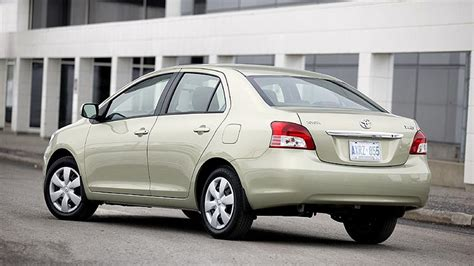 2006 Toyota Yaris by Used Toyota Yaris Review 2006 2011