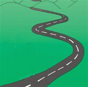 Mountain Road | Free Images at Clker.com - vector clip art ...