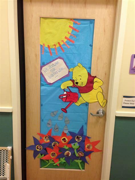 kindergarten classroom door decorations classroom winnie the pooh door pooh kindergarten