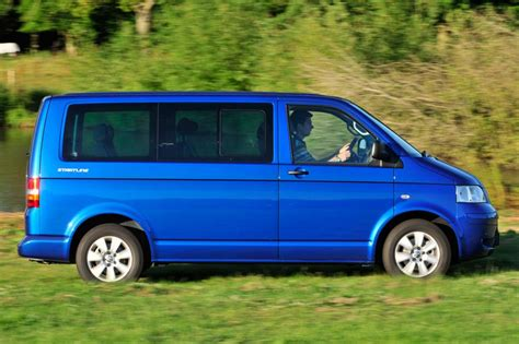 volkswagen caravelle mpv pictures carbuyer