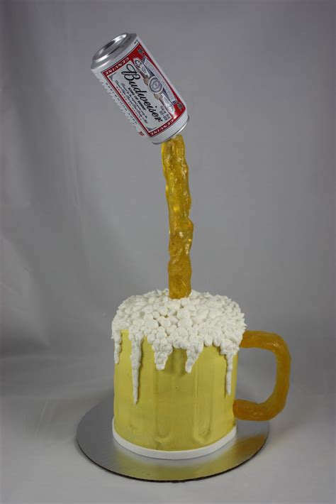 Sweet On Youdesigner Cups & Cakes Beer Mug Cake