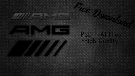 Select your favorite images and download them for use as wallpaper for your desktop or phone. Free AMG Logo Template! High Quality + Vector by exocrypton on DeviantArt