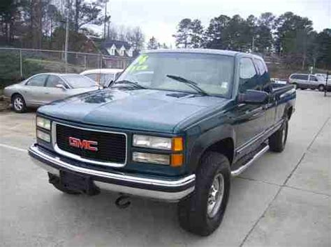 airbag deployment 1996 gmc 2500 club coupe interior lighting sell used 1996 gmc chevy 2500 slt 5 7 liter v8 4x4 only 192k miles automatic very reliable in