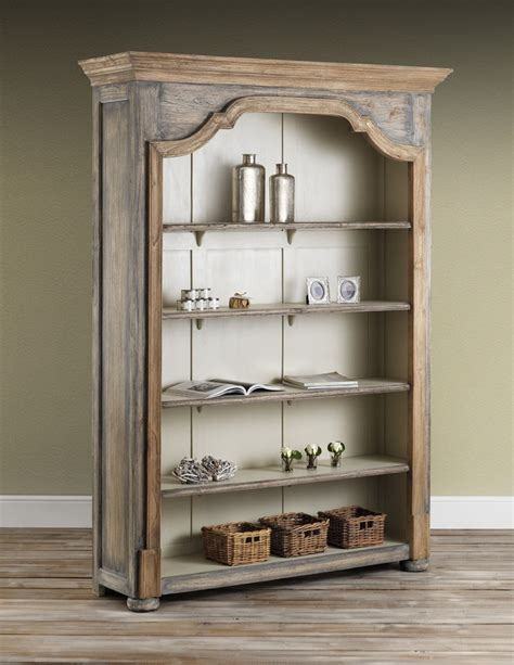 dorset contemporary large davis bookcase french style