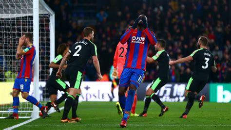 Christian Benteke Apologises to Palace Teammates After ...